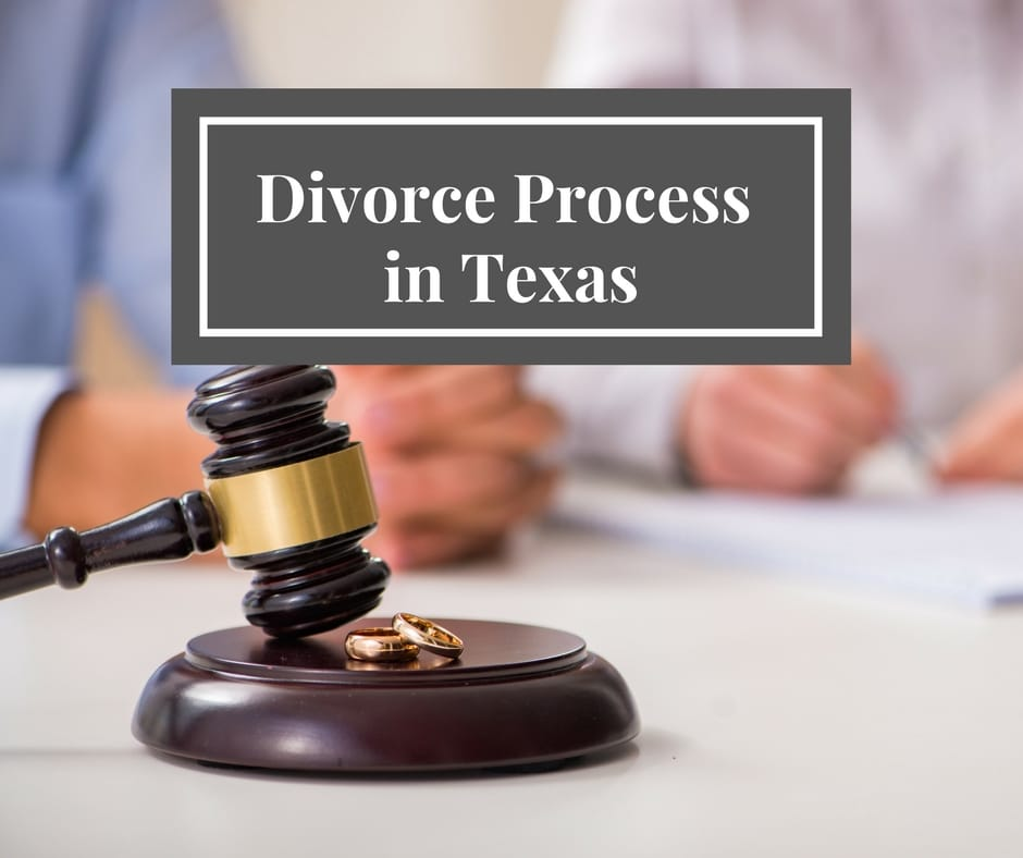 texas default divorce rules
