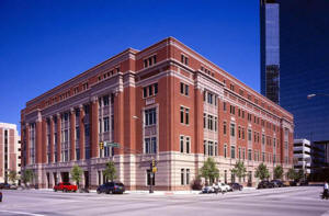 Fort Worth, Tarrant County Court house